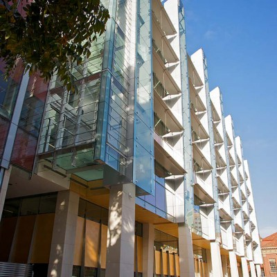 Donnybrook Sandstone - Adelaide University Engineering Building | Commercial Ceramics & Stone - Commercial Building Projects