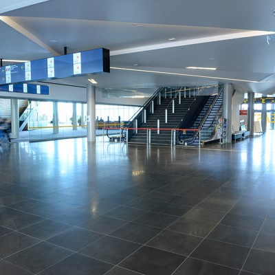 Adelaide Convention Centre | Commercial Ceramics & Stone - Commercial Building Projects