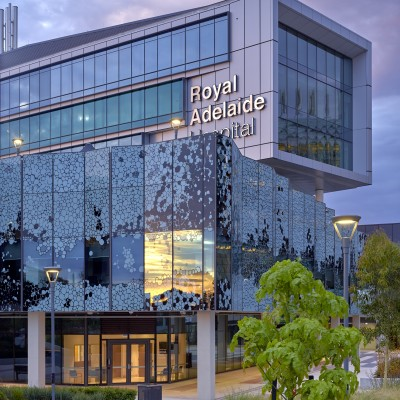 Royal Adelaide Hospital | Commercial Ceramics & Stone - Commercial Building Projects